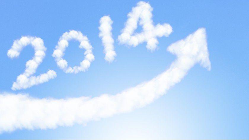 Gute Aussichten: Freiberufler blicken positiv auf das erste Halbjahr 2014 zurück, aber auch zuversichtlich in die Zukunft.