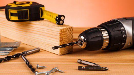 Bei BPM-Tools geht es wirklich zu wie im Baumarkt. 28 Werkzeuge hat sich das Fraunhofer IAO genau angeschaut. In den Regalen hätten sich aber noch sehr viel mehr Produkte befunden.