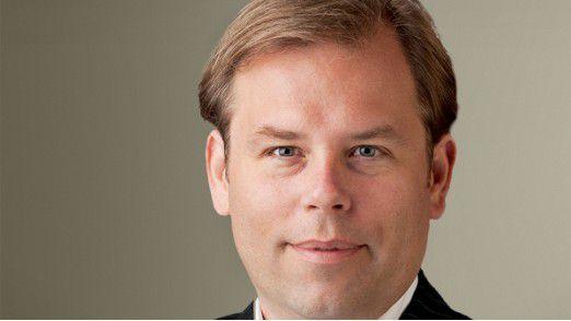 """Dwight Cribb, Geschäftsführer der gleichnamigen Personalberatung: """"Für die Digitalisierung eines Unternehmens muss eine Person Verantwortung übernehmen."""""""