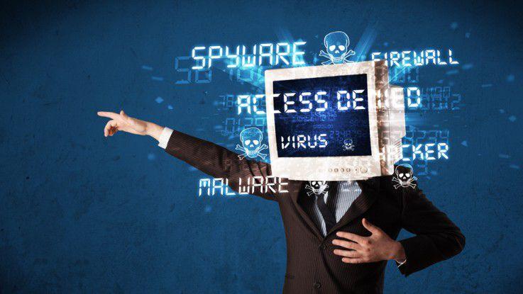 Die Ransomware TorrentLocker verbreitet sich laut ESET via Spam-Mails.