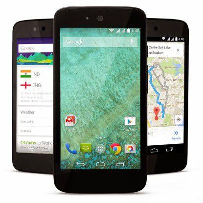 Android-One-Geräte erhalten die aktuellen Updates direkt von Google