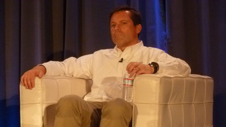 Marten Mickos, Ex-MySQL- und heutiger Eucalyptus-Chef, künftig nun der neue Cloud-Boss von HP