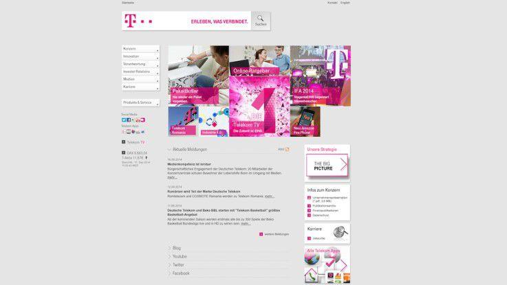 Die Deutsche Telekom will mittelfristig komplett auf IP-Telefonie umstellen.