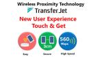 Nahfunktechnik für Smartphones, Tablets und Notebooks: FAQ - Was ist was bei TransferJet? - Foto: Toshiba