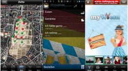 Wiesn-Apps 2014: Nützliche und lustige Apps fürs Oktoberfest