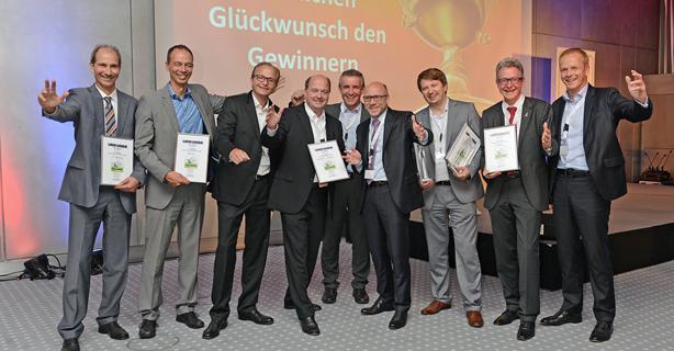 Best in Big Data 2014: Swisscom und Datameer sind die Gewinner der diesjährigen Best-in-Big-Data-Awards - Foto: Fotovogt