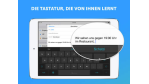 Swype, Swiftkey, Adaptxt & Co.: Alternative Tastaturen für iPhone, iPad und iPod Touch - Foto: TouchType Ltd.