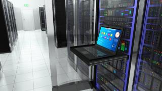 Großkunde Cloud-Provider: Gebremstes Wachstum im Server-Markt - Foto: Oleksiy Mark, Fotolia.de