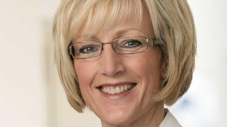 Uta Breiling ist Leiterin HR beim IT-Beratungsunternehmen Steria Mummert Consulting.