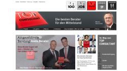 """""""Top Consultant"""": Die besten IT-Berater für den Mittelstand 2014"""
