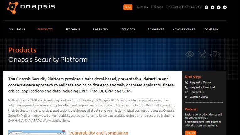 Mit der neuen Onapsis Security Platform können SAP-Anwender ihre Systeme nun in Echtzeit schützen.