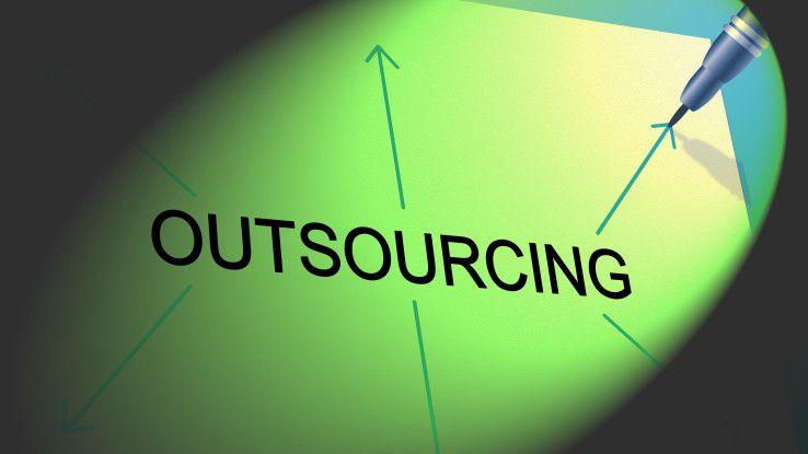 Nicht immer ist es sinnvoll, sämtliche IT-Abläufe inhouse abzuwickeln. Doch dem sollte eine Prüfung unter verschiedenen Gesichtspunkten vorangehen.