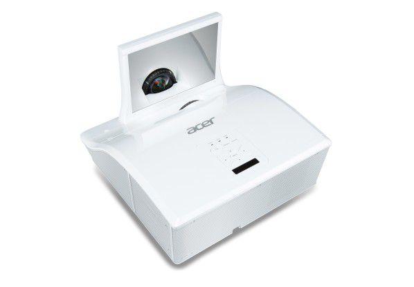 Klassisches Business-Gerät: Der Kurzdistanz-Beamer U5313W von Acer