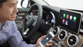 Bericht: Apple plant E-Auto für 2020 - Foto: Mercedes Benz