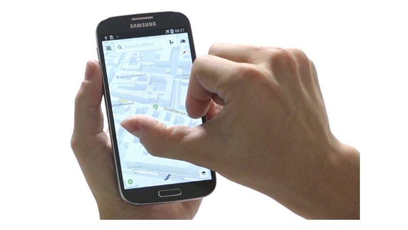 Nokia Here Maps für Android gibt es jetzt auch für Nicht-Samsung-Geräte.