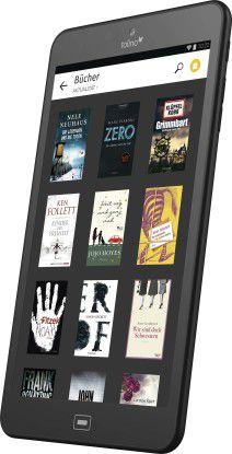 Tolino Tab 8: Die Antwort der Buchhändler auf Amazons Fire-Tablets.