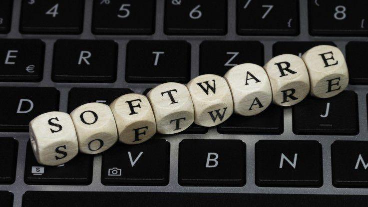 Software Rollouts lassen sich - ähnlich wie Produktionsabläufe - in einzelne Teile zerlegen. Anschließend lassen sich die jeweiligenTeilelemente je nach Gebrauch abrufen und installieren.