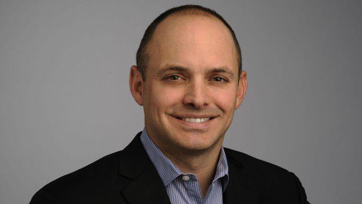 Tony Thompson, Leiter Produkt-Marketing bei Silver Peak. Das Unternehmen stellt Systeme für die Beschleunigung von Datentransfers über WAN-Strecken her.