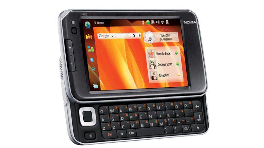 Nokia N810 mit Maemo Linux - Die Basis künftiger Netbook-Generationen?