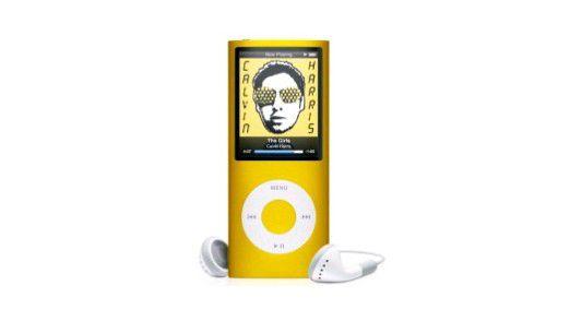 Mitmachen un einen iPod nano gewinnen.