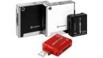Externe USB-Kartenleser: Media Reader S und CF von Sharkoon