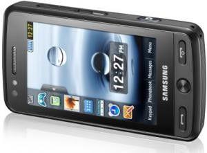 Touchscreen und 8-Megapixel-Kamera: Samsung Pixon M8800.