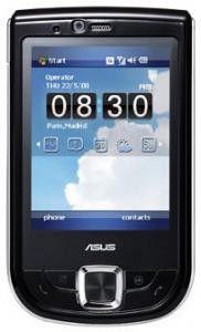Asus P565: Eine 800-Mhz-CPU macht Windows Mobile Beine.