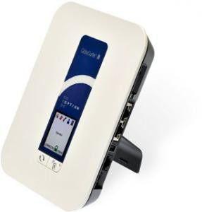 GlobeSurfer III: HSPA-Router für das heimische Netz.