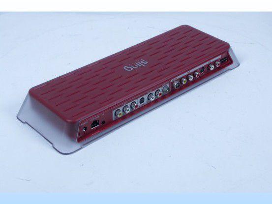 Anschlüsse: Hochwertige Komponenten- und HDMI-Ports