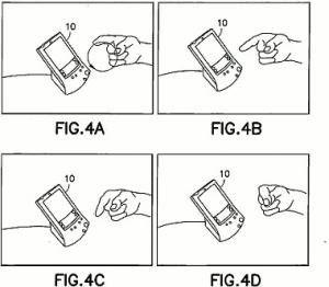 Nokia plant Handy-Steuerung mit Ultraschall und Gesten.