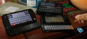 Hightech im Kunststoffgehaeuse: Erster Hands On-Bericht zum Nokia N97 veroeffentlicht
