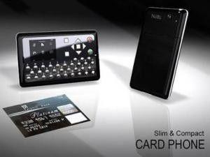 Das flachste Handy mit Volltastatur: Neoi 906e
