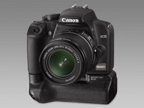 Canon EOS 1000D: Für ambitionierte Einsteiger