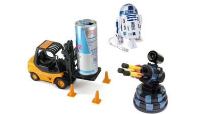 Toys for Boys and Girls: 33 coole Fun-Gadgets