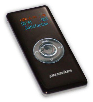 Der MP3-Player Passion von TakeMS