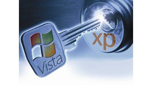Unsichere Verschlüsselung: Windows- und BIOS-Passwort.