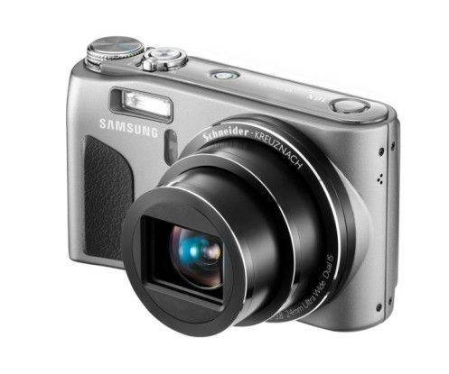 Samsung WB500: 24-mm-Ultraweitwinkel mit zehnfachem Zoombereich