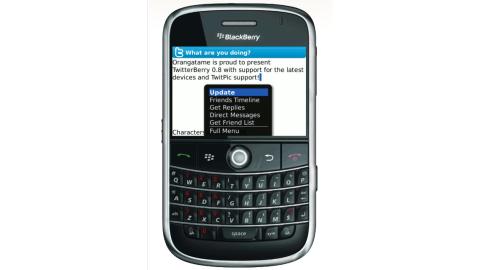 Pfiffige Software für Ihren Blackberry