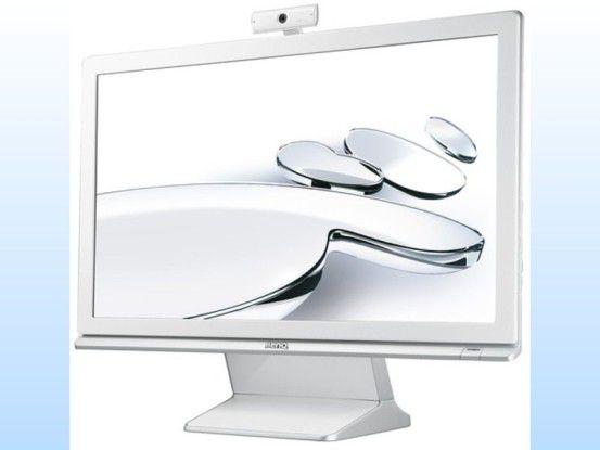Benq M2400HD: Full HD und Webcam