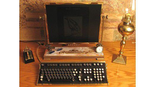 Steampunk: Dampfmaschine trifft Quad-CPU.