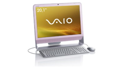 Schicker All-in-One-PC: Sony Vaio VGC-JS1E im Test