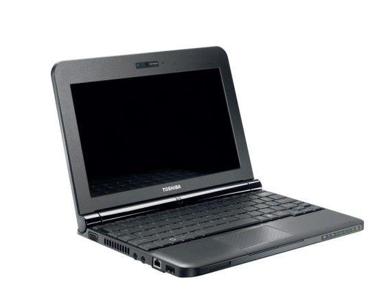 Mit dem NB200 steigt Toshiba in die 10-Zoll-Klasse der Mini-Notebooks ein.