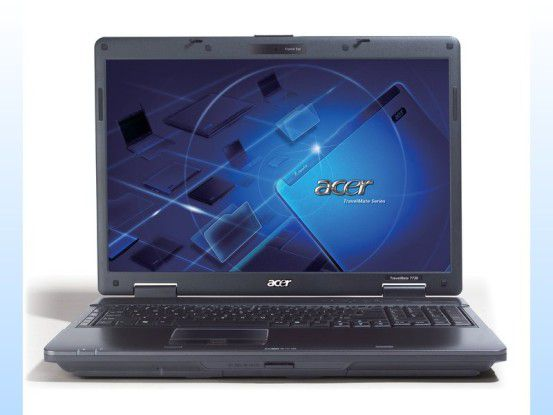 17-Zoll-Notebook im Test: Acer Aspire 7730G