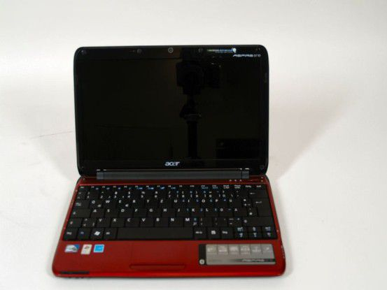 Netbook mit 11,6-Zoll-Display: Acer Aspire One 751