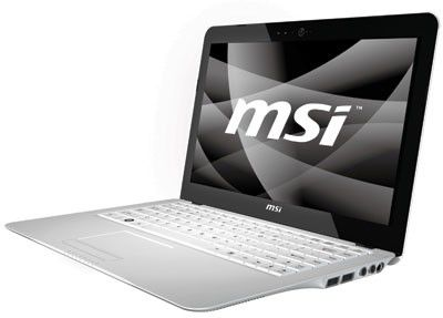 Flaches Subnotebook im Test: MSI X340.