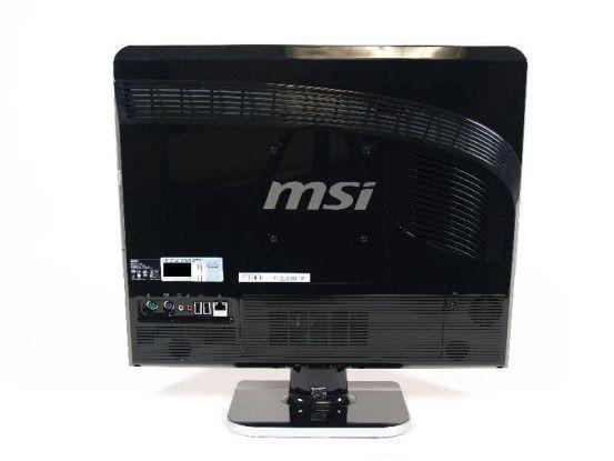 MSI Wind Neton AP1900: effektiv gekühlt und trotzdem unhörbar