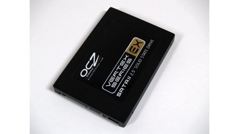 Festplatte (SSD): OCZ Vertex EX SSD 120GB im Test