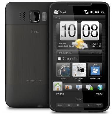 Nicht tot zu kriegen: das 2009 mit Windows Mobile erschienene HTC HD2
