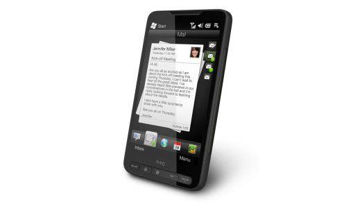 Das beste Handy mit Windows Mobile: das HTC HD2.