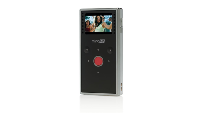 Kleiner HD-Camcorder: Cisco Flip Mino HD